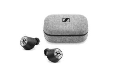Auriculares inalámbricos Momentum de Sennheiser compatibles con Apple