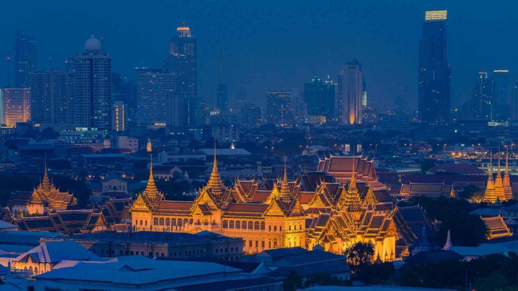 Tailandia es el décimo país más visitado del mundo