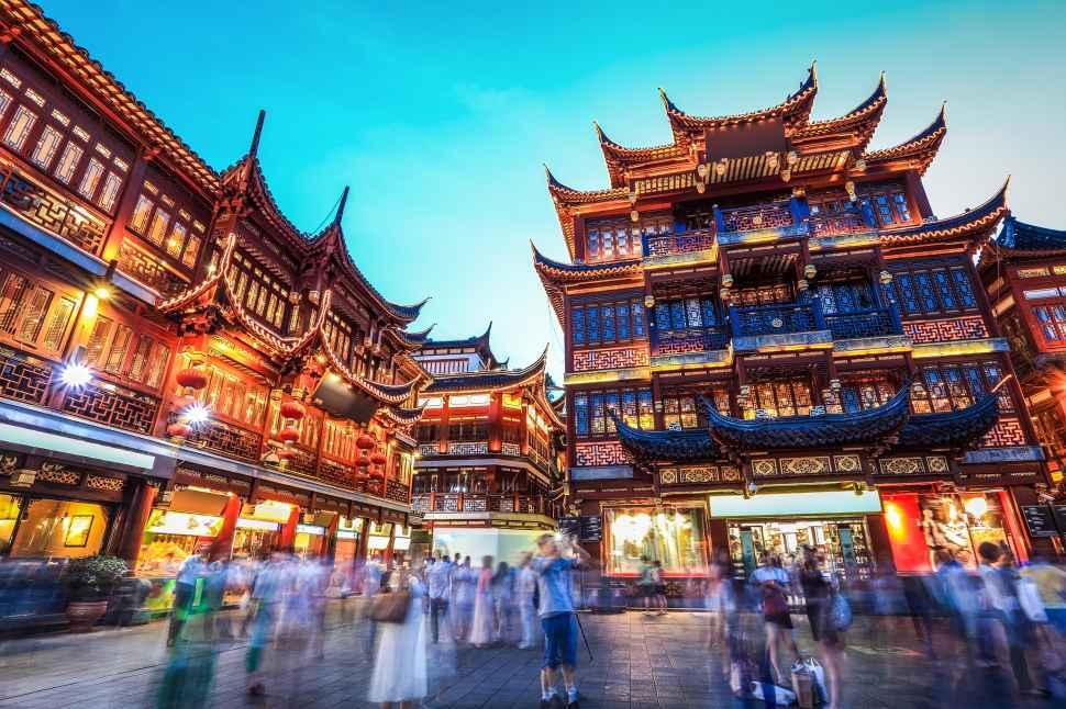 China es el cuarto país más visitado del mundo