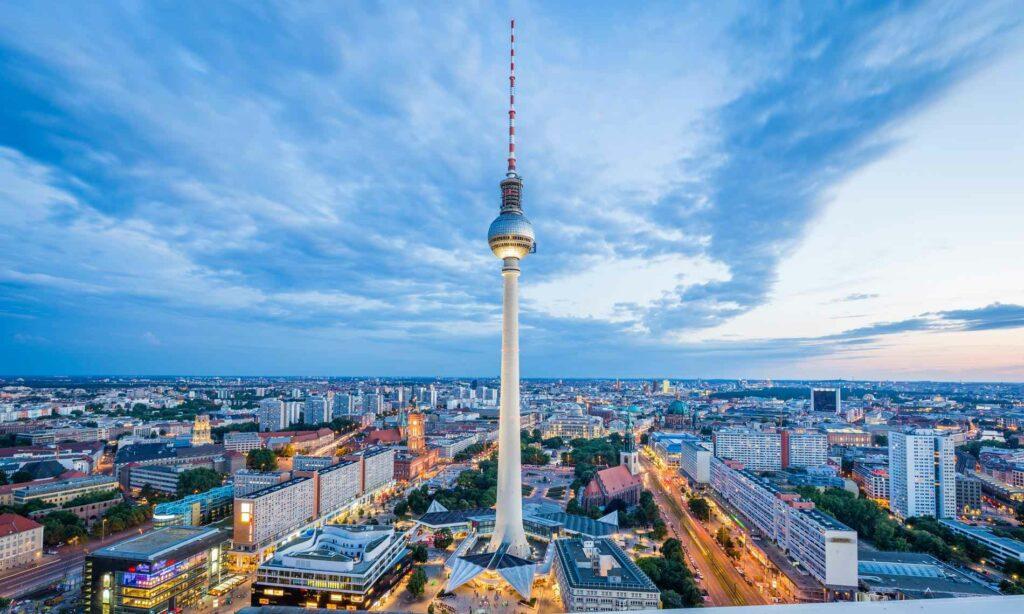 Alemania es el noveno país más visitado del mundo