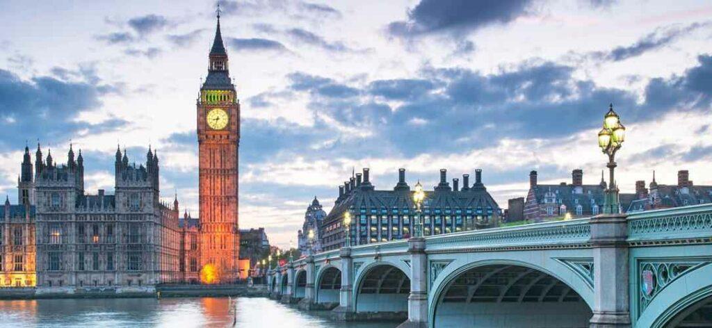 Reino unido el séptimo país más visitado del mundo