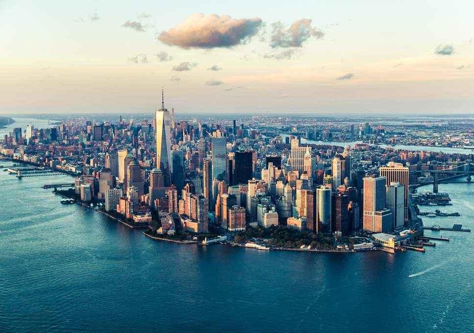 Estados unidos el tercer país mas visitado. NY la ciudad.