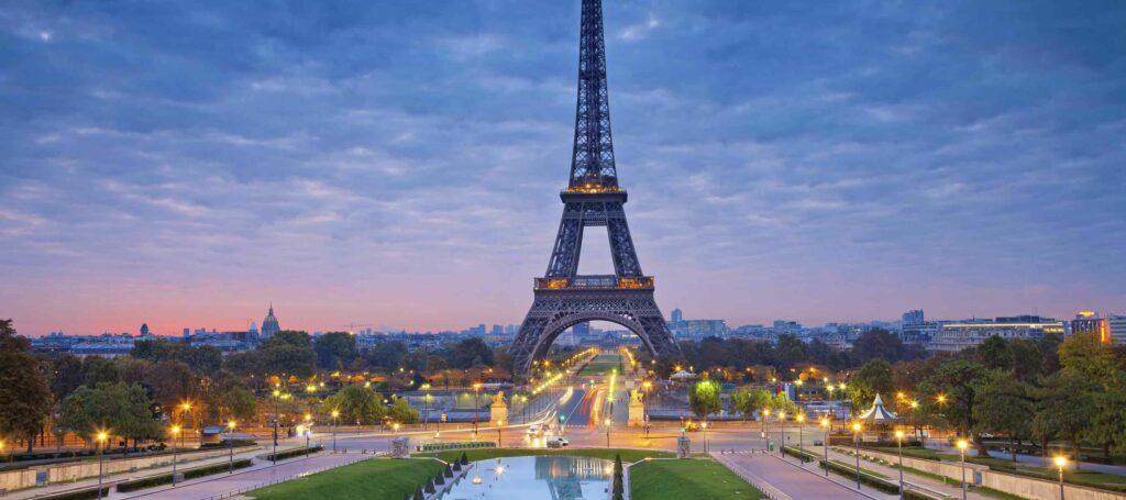 El país más visitado del mundo es Francia