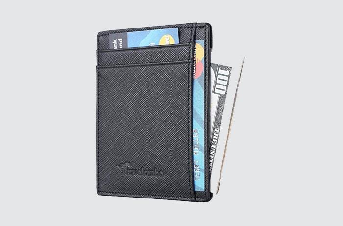 Super pequeña cartera de Travelambo