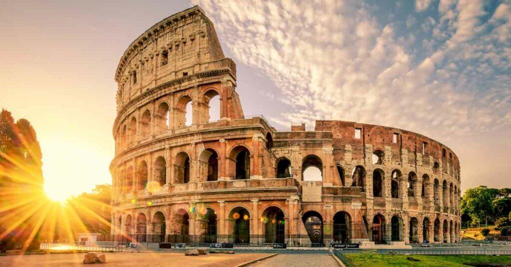 Italia ocupa el número 5 en el ranking de países mas visitados del mundo