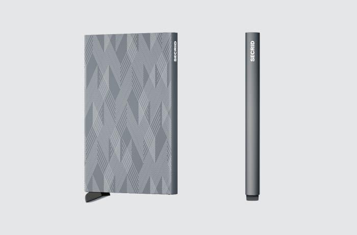 Tarjetero super fino con protección RFID de SRID
