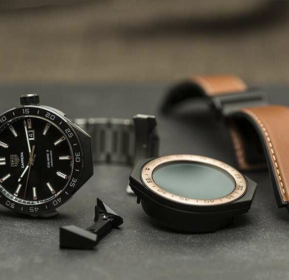 tag heuer connect smart watch