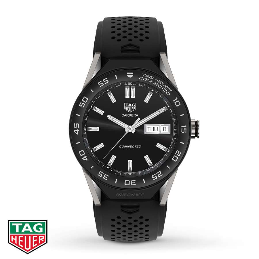 Smart watch de tag heuer