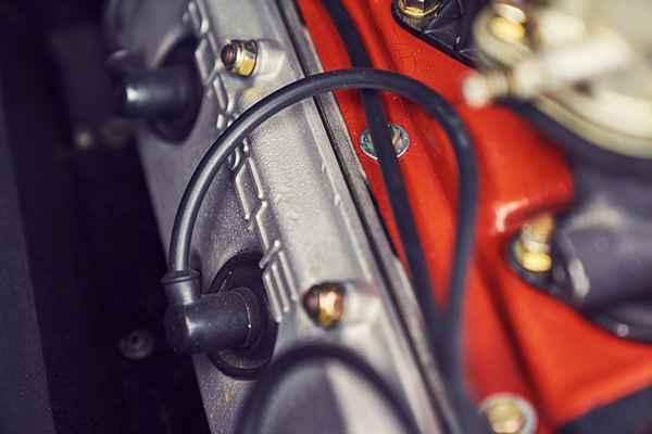 911S Bahama Porsche motor