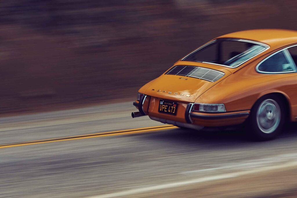 911S Bahama Porsche carretera