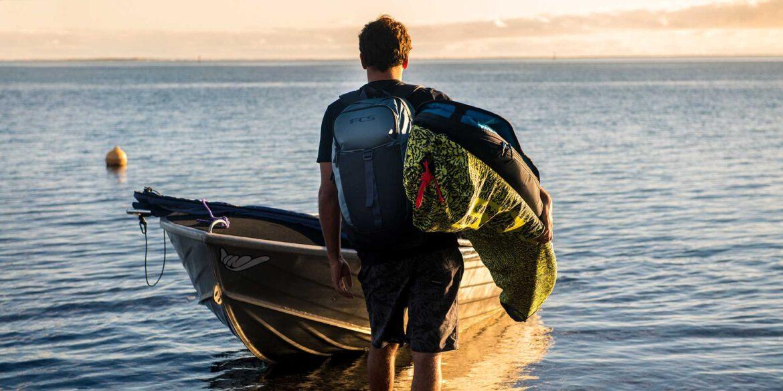 Mochilas geniales para traje de surf