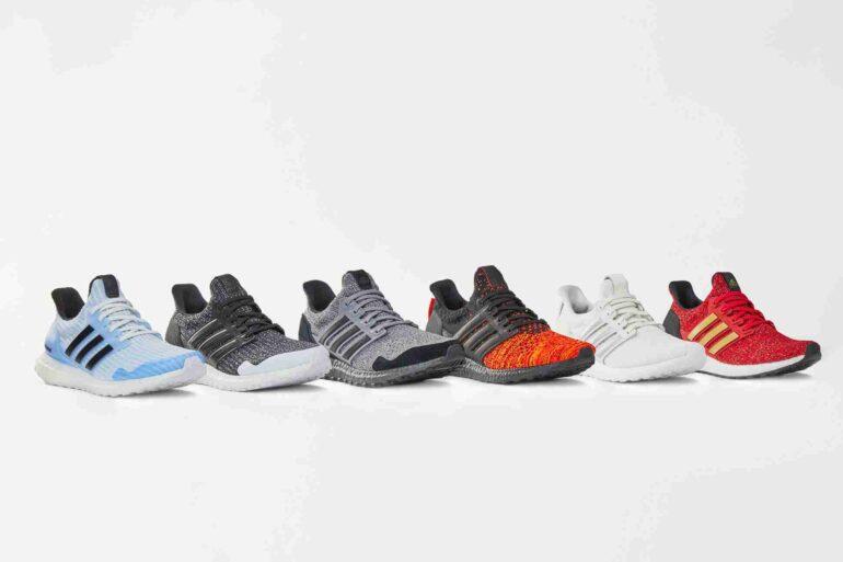 Zapatillas Adidas x Juego de Tronos edición especial