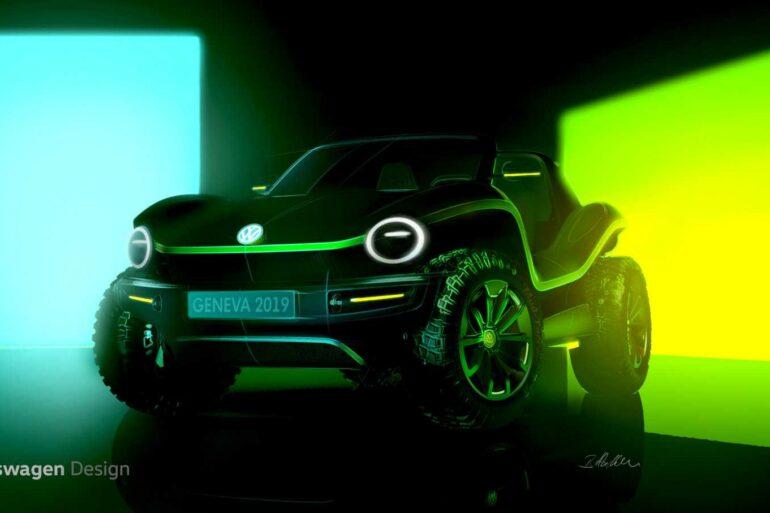 Buggy Eléctrico de Volkswagen