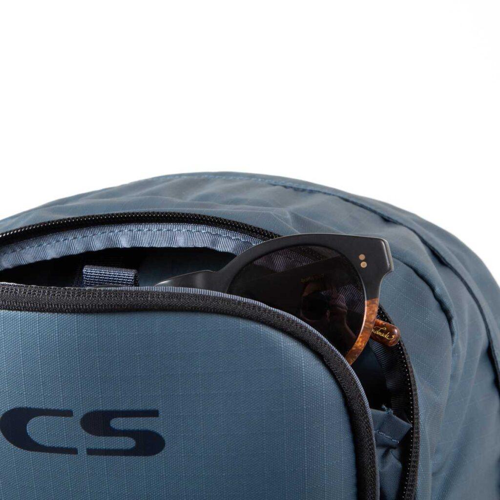 Funda gafas de sol Mochila FCS Strike Travel pack