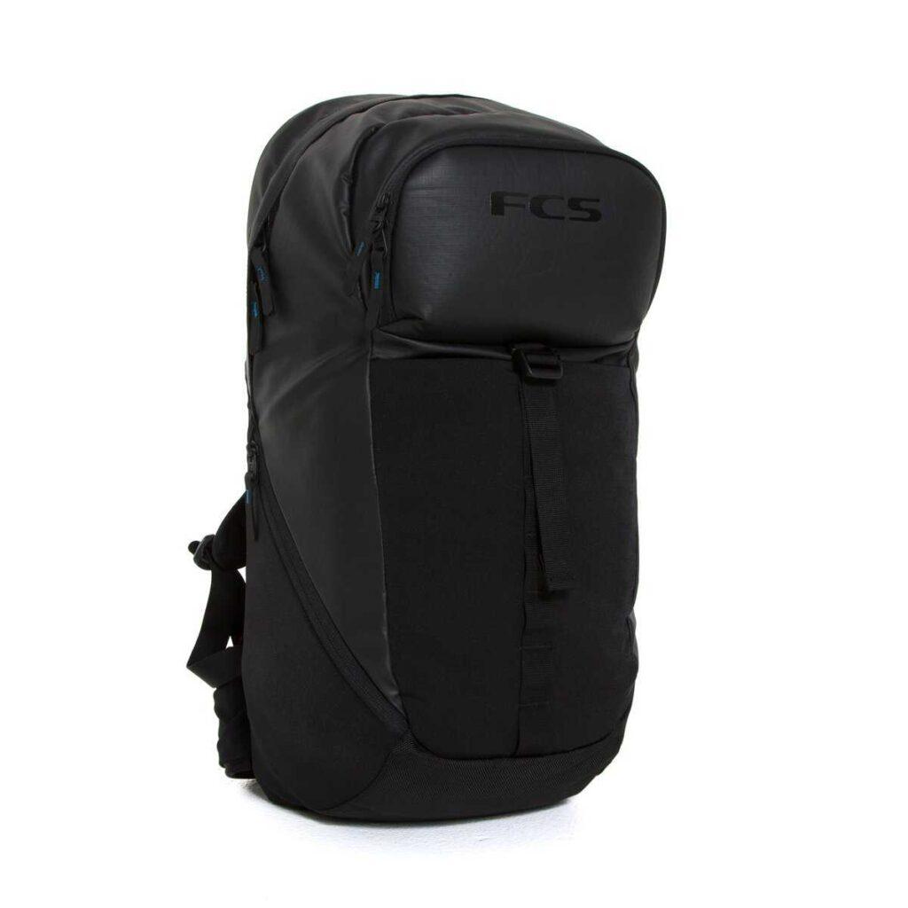 Mochila FCS Strike Travel pack negro lado