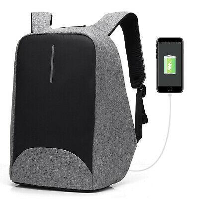 mochila antirrobo HXSS COOL bell con cargador USB