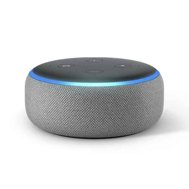 Altavoz inteligente google echo dot
