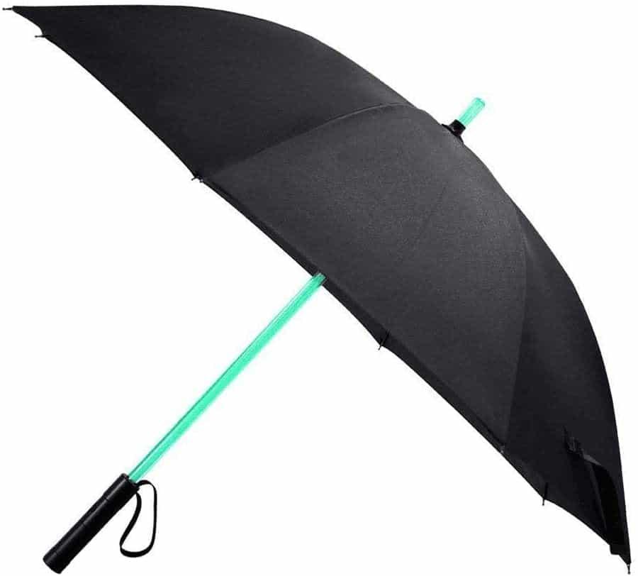 Paraguas grande con luz - Vicloon