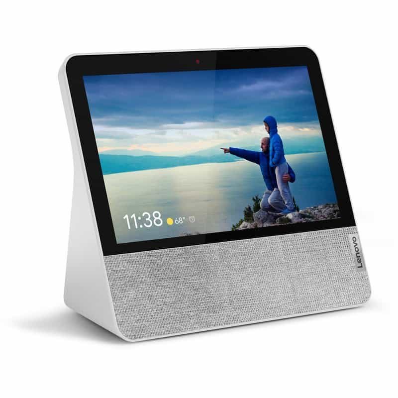 altavoz inteligente lenovo smart display