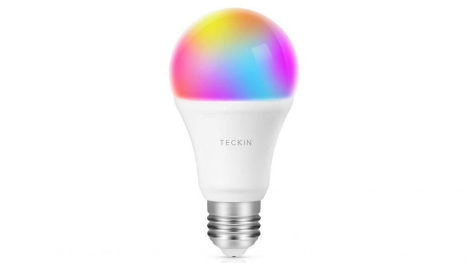 Bombilla LED WiFi Colores teckin