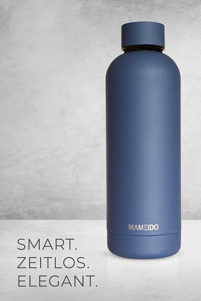 botella agua acero inoxidable mameido