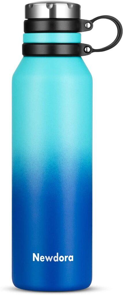 botella agua acero inoxidable newdora