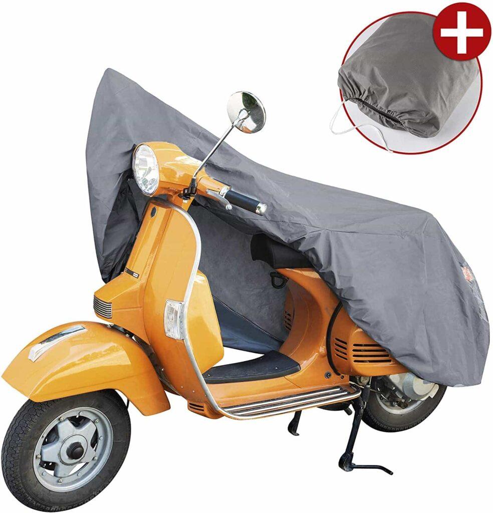 funda moto scooter exterior