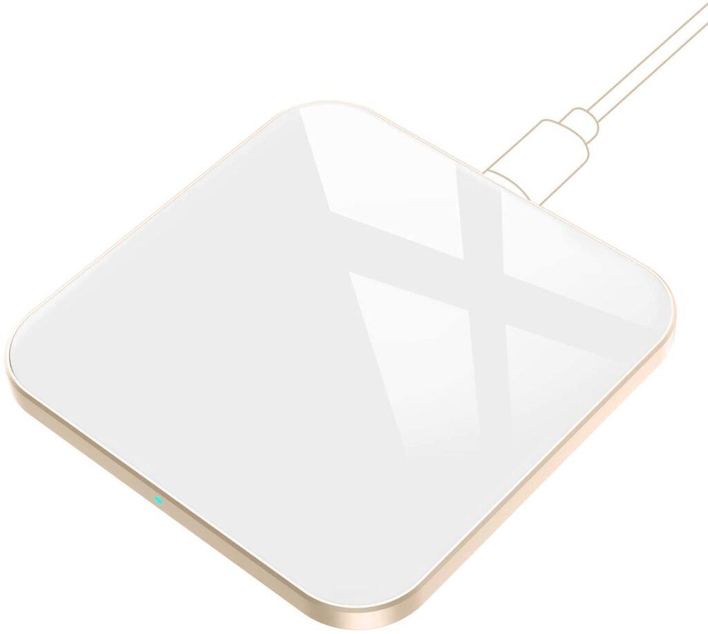 cargador inalambrico iphone agptek