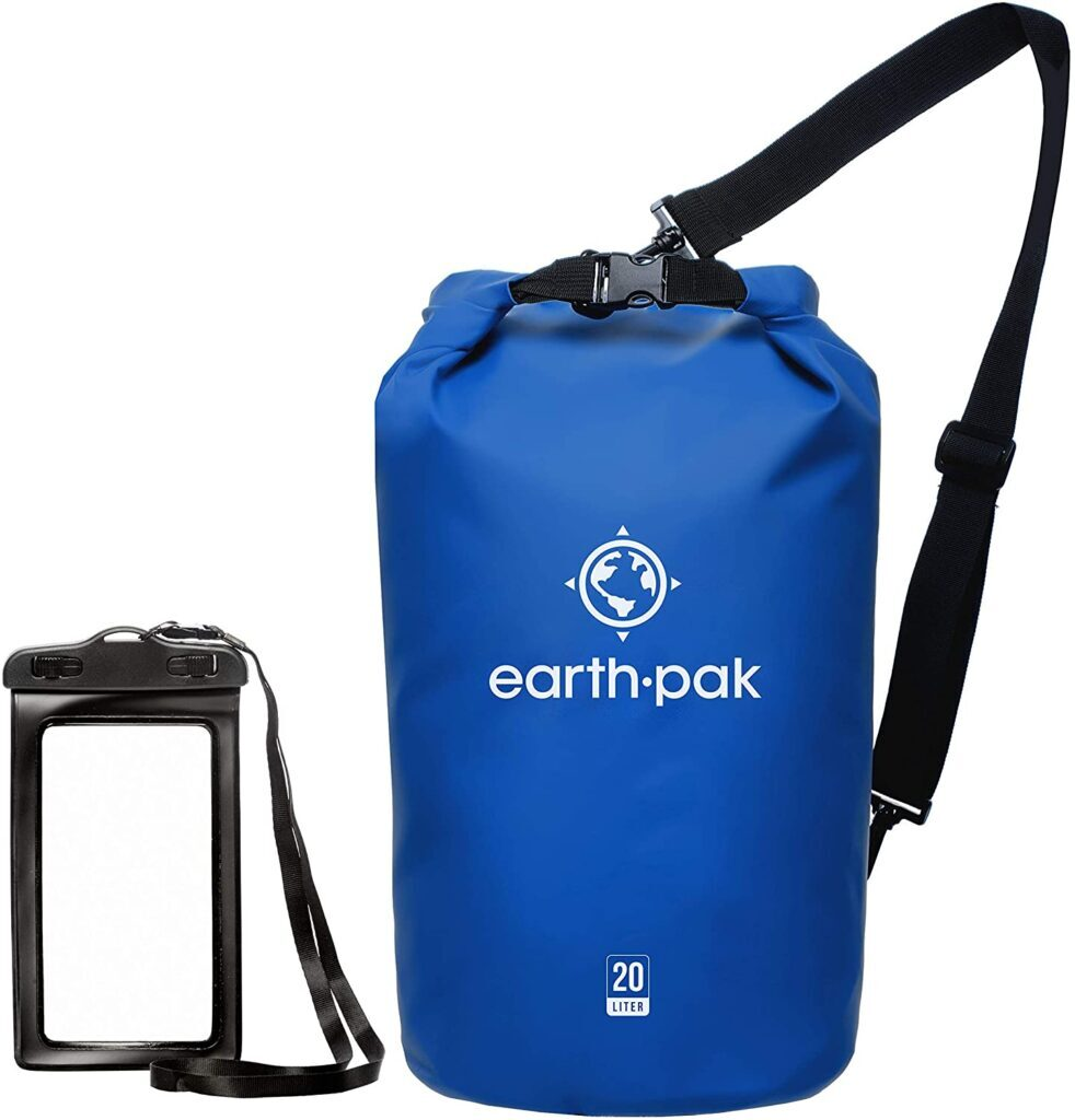 Earth Pak Bolsa Estanca - Earth Pak 20L -